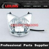 ATV Head Light,50CC,90CC,110CC Loncin Engine ATV Parts,Jinling ATV Parts.