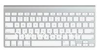 wholesale free shipping  100% brand  new ORIGINAL Wireless Bluetooth keyboard for Apple G6 pro ipad2/3  owen\us\korean\japanese
