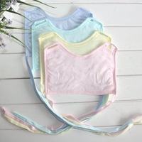 G2 Free shipping Thickening Water absorption baby Bibs, 100% cotton. 5pc/lot