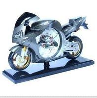 36 pieces/ctn car alarm clock honda Motorcycle model clock AAA*1(not include) 16kg/ctn 55*53*55cm yellow red blue silver mixed