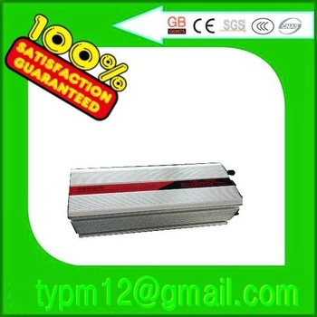 Modified Sine Wave power inverter 3000w peak 6000W DC 12V to AC 220V 230V 240V power converter with battery charge function