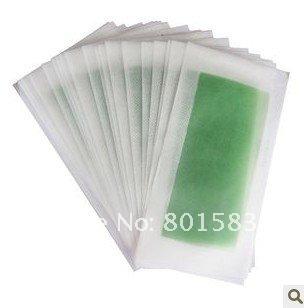 Free Ship Depilatory Hair Removal Paper / Non-woven depilatory strips / Hair Removal Paper / Wax Strips / Depilatory Accessory
