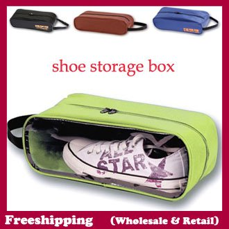 2013 Travel goods travel shoe storage bag 33*12cm freeshipping