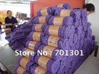 Fedex free ship( 6pc/lot), Yoga towel with PVC flower dot, Skidless microfiber yoga mat, yogitoes yoga towel,