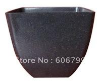 Wholesales 4.5 inch back PLANTER/ECO pots/ECO Friendly PLANTER BIO Flower pots/GREEN FLOWER POTS