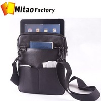 Mitao Factory 2013 New Famous Man For ipad 3 2 Bag Luxury Leather Brand Designer Handbags For Ipad 3 Free Shipping