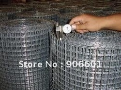 Galvanized welded wire mesh for construction(China (Mainland))