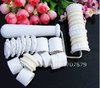 Free shipping Fondant Cake Cookies Biscuit Flour Ribbon Roller Cutter Embosser Decorating Tool(China (Mainland))