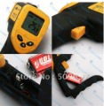 10pc THERMOMETER GUN Laser Great Tool Non-Contact Laser Infrared Digital IR Thermometer LCD with Back Light -50~380 degrees