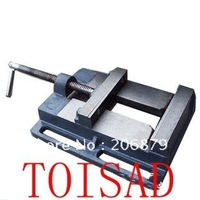 4 inches Bench Clamp/flat tongs for engraving machine/ 4 inches plain end tongs/ engraving machine parts