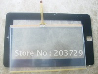 Replacement touch screen for 7inch via8650 GSM 2G phone android2.2 Tablet PC MID