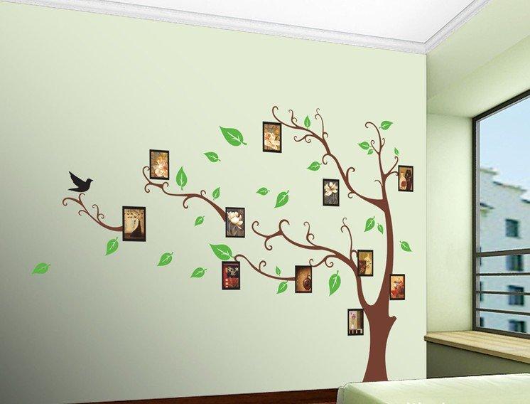 Как сделать стикеры на стену своими руками - Mosstroyservice
