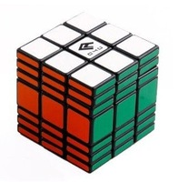 Cube4U (C4U) 3X3X7 Speed Cube Black Magic Cube       M009