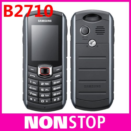Unlocked Original samsung B2710 waterproof Mobile phone