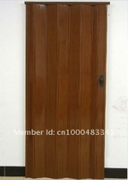 PVC folding door L09-001,Casual door,plastic door,accordion doors,H205cm*W101cm,