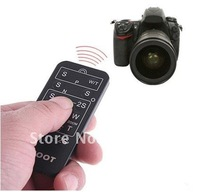 Retail+wholesale 5-in-1 Wireless IR Universal Camera Remote Control For Canon/Nikon/Pentax/Konica/Minolta/Sony Camera