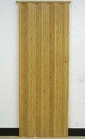 free shipping  PVC folding door L06-001,accordion doors,H205cm*W92cm