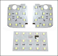 White Special Lights 12V LED Room Lamp For YARIS/VIOS Free Shipping