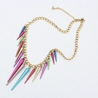 Fashion metal glossy bright Gold Anklet zy-0107