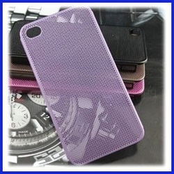 Ultrathin Titanium Alloy case for iphone 4s, aluminium bumper case for iphone4g 4s hard back cover(China (Mainland))