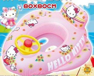Inflatable Pool Water Swimming Kids Toddler Seat Float(China (Mainland))