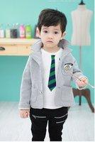 wholesale 4set/lot 2012 autumn fashion little fox big children girl's hoodies coat +pants 2 pieces casual suits set
