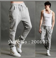 Mens Harem Pants Casual Sports Pants 6 colors choice