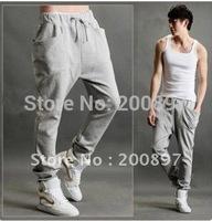 Mens Harem Pants Casual Sports Pants 6 colors choice