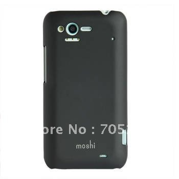 free shipping,moshi case for HTC G22 Amaze 4G Ruby x715e,with Original Retail Packaging(China (Mainland))