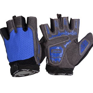 2012 High Qualty Breathable  Bike CoolDry Bicycle Half Finger GEL Cycling Gloves size M - XL in red, black, blue colors