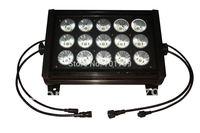 15*15W LED DMX flood light,AC100-260V input;3 in 1 RGB LED chip