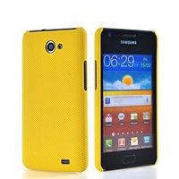 NEW HARD RUBBER MESH NET CASE COVER FOR  I9103 GALAXY R GALAXY Z FREE SHIPPING