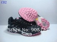 Free Shipping  2011 New TN Women's running shoes basketball shoes  Sport  Footwear Sneaker Shoes-Cement  Casual shoes White #C02