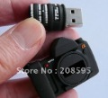 &quot;$15 off per $150 order&quot; 8GB Cute mini camera  USB Flash Pen Drive Memory Stick,Promotional gift usb flash disk