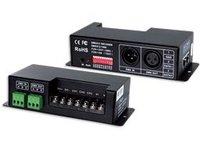 LT-830-6A;dmx constant voltage led decoder,DC5-24V input;6A*3channel output