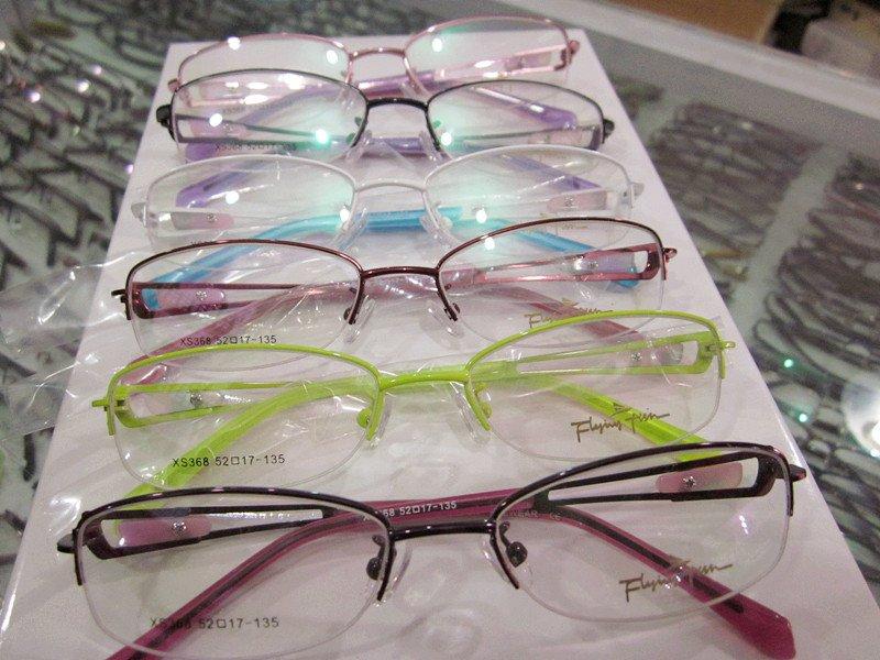 New stock Metal optical glasses frames accept mixed order 12pcs/lot(China (Mainland))