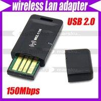 Mini 150M 150Mbps WIFI USB 2.0 Wireless Lan adapter #2275