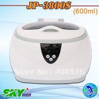 beautiful skymen ultrasonic cleaner JP-3800S 600ml digital 5 cycles setting