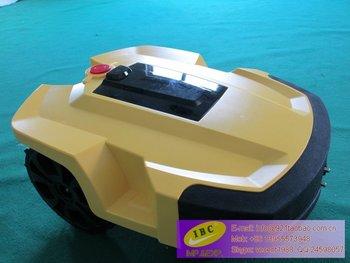 2012 Garden machine automatic Grass cutter / lawn mower robot  yellow colour
