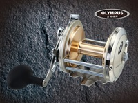 Free shipping, GF1200, 3BB, Sea,Boat,drum,Jigging reel