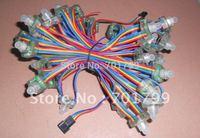 LED pixel module;WS2801 IC;IP68;DC5V;50pcs a string;13mm*13mm