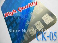NEW!!! 42 Design XL Medium Size Konad Design Stamping Image Plate Print Nail Art Large BIG Template Seal DIY *CK-05*