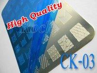 NEW!!! 42 Design XL Medium Size Konad Design Stamping Image Plate Print Nail Art Large BIG Template Seal DIY *CK-03*