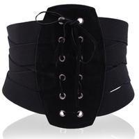 Free Shipping Thin female elastic waist belt vintage cross cummerbund women's belt slim waist elastic cummerbund sj0008