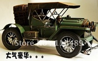 Freeshipping iron craft antique bubble car /wecker Model Household  Decoration & best Gift for boyfriends home decoration