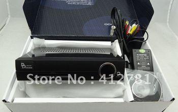 singapoer Blackbox 500 c DVB Black box500C with Autoroll key Software 500 c cable tv receiver