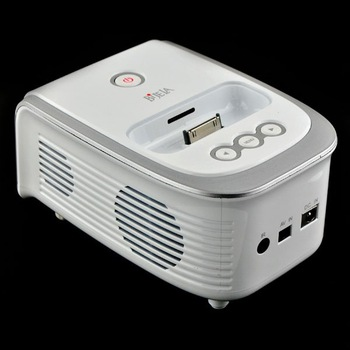 Portable projectors apple IPHONE projector white used in projectors