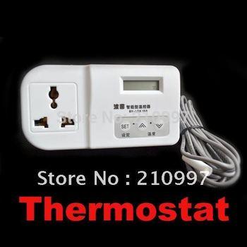 Reptile Digital Snake Lizard Incubator Heat Pad Mat Lamp Aquarium Thermostat+Retail