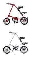 "14"" 16"" wheel aluminium alloy frame Folding bike MINI bicycle foldable Disk brake bicycle portable sport bicycle"