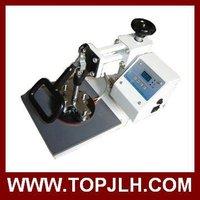 Cap heat press printing machine